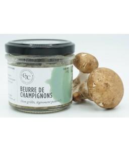 Beurre de champignons, pot...