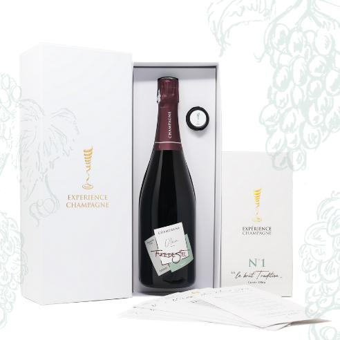 Coffret Expérience Champagne n°1